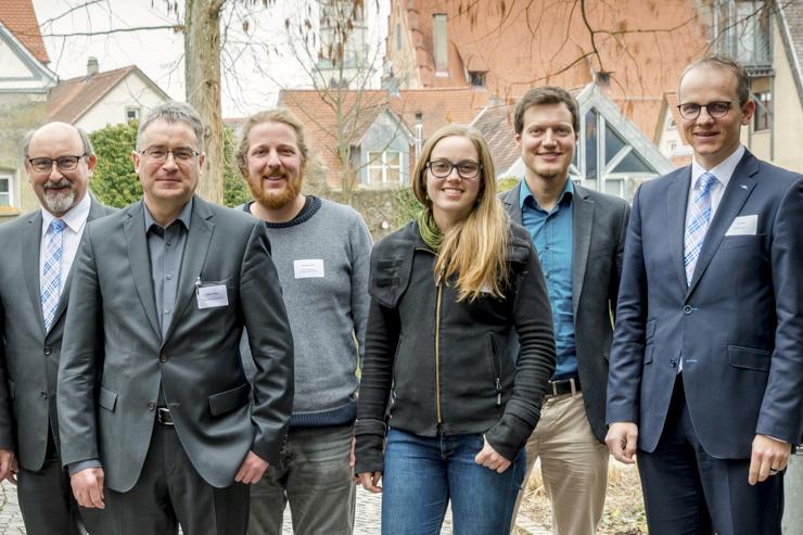 Die Gewinner des Ideenwettbewerbs in Biberach