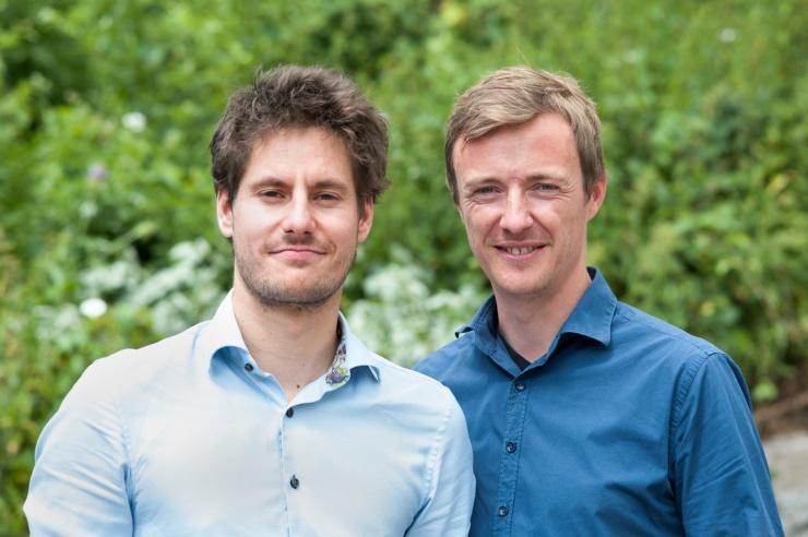 Portrait: Thies Stillahn und Gregor Rohbogner