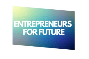 Logo Enterpreneurs for Future