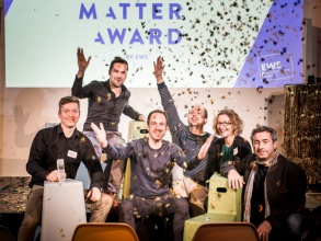 Logo des Make-It-Matter-Award