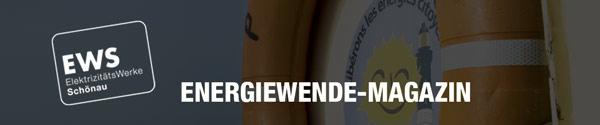 EWS Energiewende-Magazin